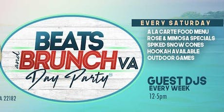 Beats And Brunch VA Day Party l July 20 tickets