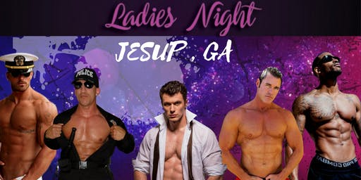 Jesup, GA. Magic Mike Show Live. Angel's Hidden Room