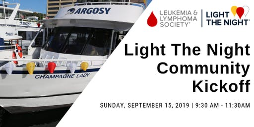 2019 Light The Night Community Kickoff