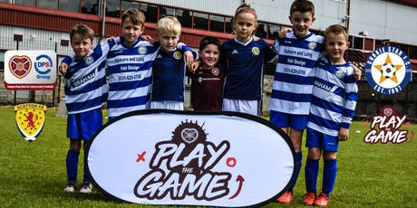 Summer Play the Game Course 2019 - Currie Star F.C, Dovecot Park (15 - 19 July '19) tickets