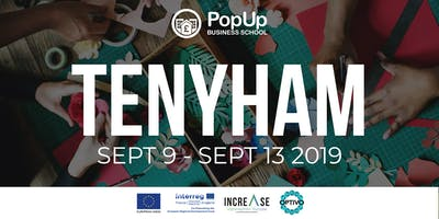 Tenyham - PopUp Business School | Making Money From Your Passion