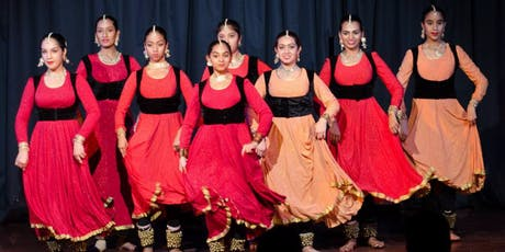 Swiss International Kathak Festival tickets