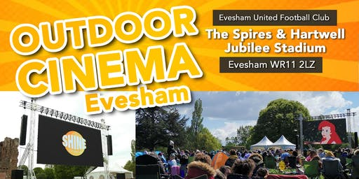 Outdoor Cinema Experiance - Evesham, UK