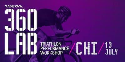 Canyon//Slowtwitch 360 Lab Triathlon Experience: Chicago