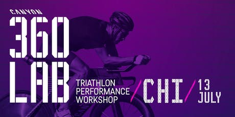 Canyon//Slowtwitch 360 Lab Triathlon Experience: Chicago tickets