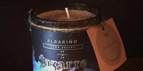 Sip & Wick at Lazarre Wines tickets