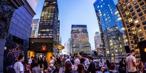 LABOR DAY WEEKEND ROOFTOP PARTY SATURDAYS NIGHT | LA TERRAZA West Times square Views & Vibes