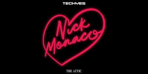 Nick Monaco at The Attic - 9/13