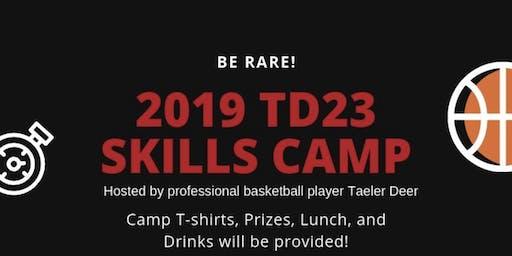TD23 Skills Camp