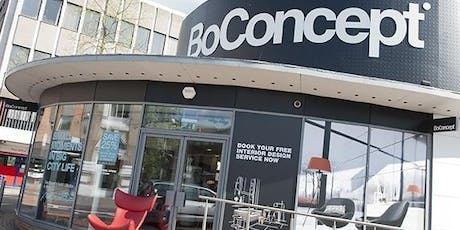 Prosecco Networking Evening at BoConcept Kingston  tickets