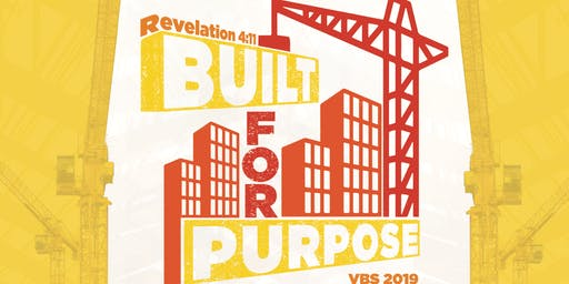 VBS Registration 2019