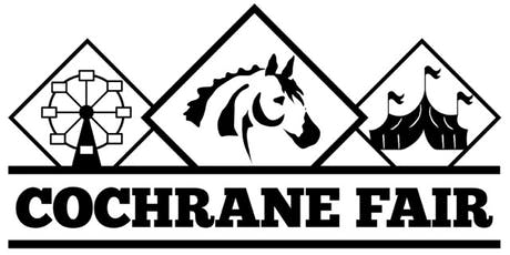 Cochrane Fair 2019 tickets