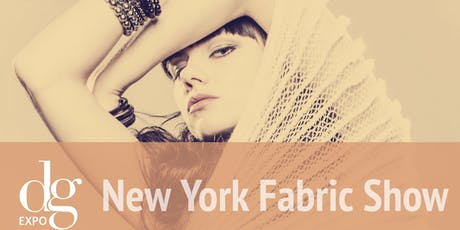 New York Fabric Show/ July 2019 tickets