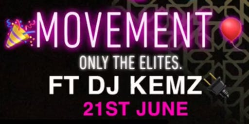 Movement: End of year party