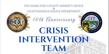 Exhibitor Sponsorship Hamilton Co Sheriff Office & Chattanooga Police CIT  tickets