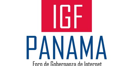 Foro de Gobernanza de Internet IGF Panamá 2019 boletos