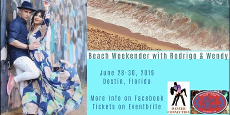 Beach Weekender with Wendy & Rodrigo tickets