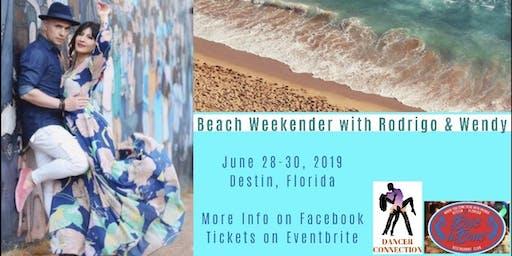 Beach Weekender with Wendy & Rodrigo