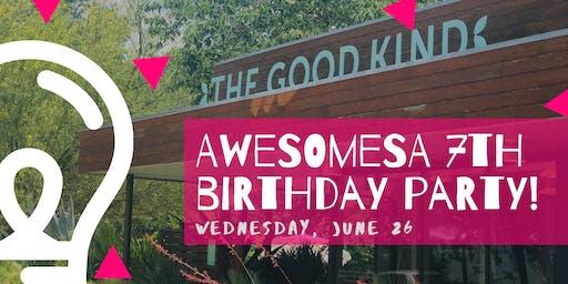 AwesomeSA's 7th Birthday!