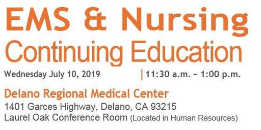 EMS & Nursing Continuing Education
