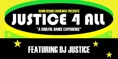JUSTICE 4 ALL tickets