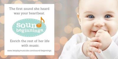Sound Beginnings Music Class