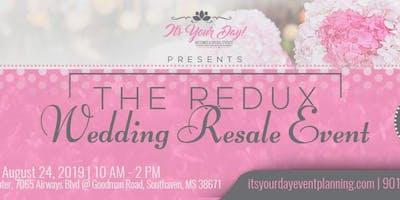 The Redux: Wedding Resale Event