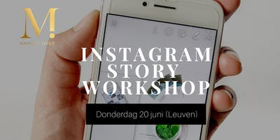 Instagram workshop voor bedrijven: Scoren met Instagram Stories