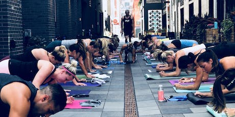 Fitness in the Alley: FLYWHEEL SPORTS + DAIRY BLOCK tickets
