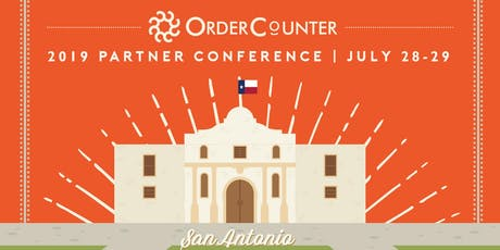 2019 OrderCounter Partner Conference tickets