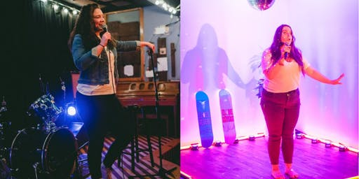 A Night With Catherine Cypher and Emily Duke