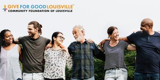 Give For Good Louisville Nonprofit Training Day