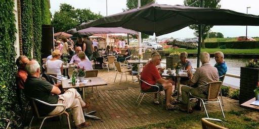 Feestweekend ivm 40-jarig jubileumfeest Poldermuseum Heerhugowaard