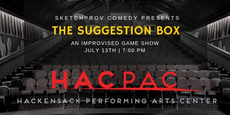 The Suggestion Box: An Improvised Game Show tickets