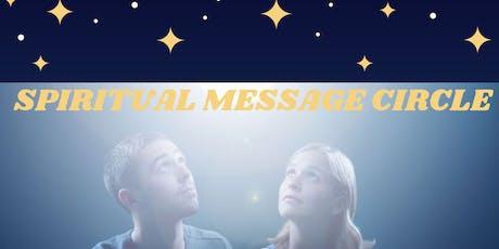 Spiritual Message Circle tickets