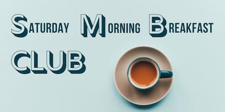 Saturday Morning Breakfast Club tickets