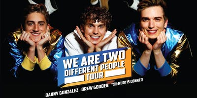 Danny Gonzalez and Drew Gooden - We Are Two Different People Tour