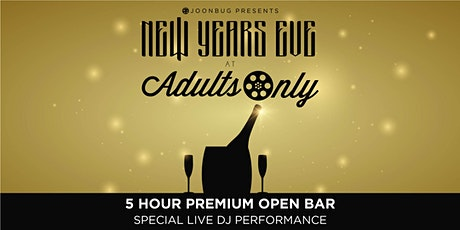 Adults Only New Years Eve Party 2020 tickets
