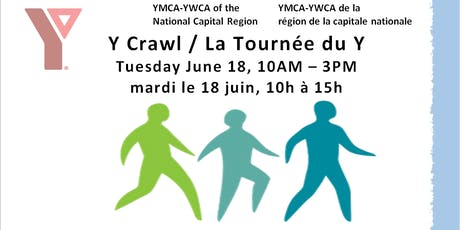 Y Crawl / Tournee du Y billets