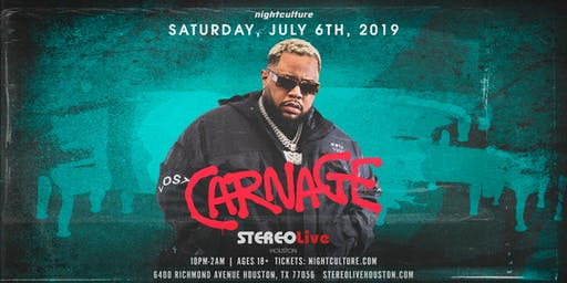 Carnage - Houston