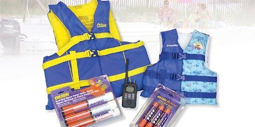 West Marine Toms River Presents NJ SAFE BOATING CLASS 732-279-0562