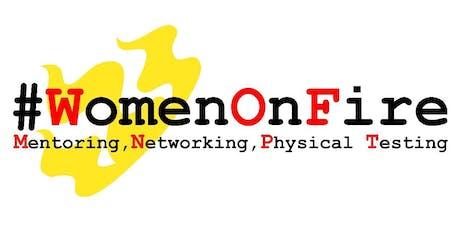 Women on FIre tickets