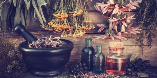 FULL MOON Herbal Tea Tasting, Ritual and Meditation