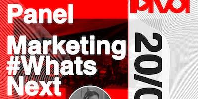 Marketing #WhatsNext