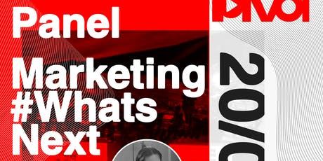 Marketing #WhatsNext tickets