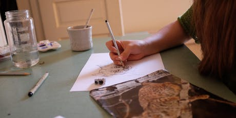 Foundational Art Lessons for Teens (drop in) tickets