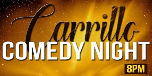 Santa Barbara Carrillo Comedy Night -- Fri, July 12