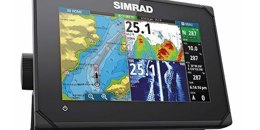 West Marine Middle River Presents Simrad Try Before You Buy