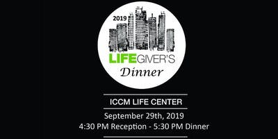 LifeGiver's Dinner 2019