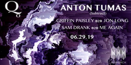 Inquiry w/ Anton Tumas (Subtract) tickets